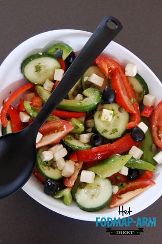 laag fodmap dieet recepten